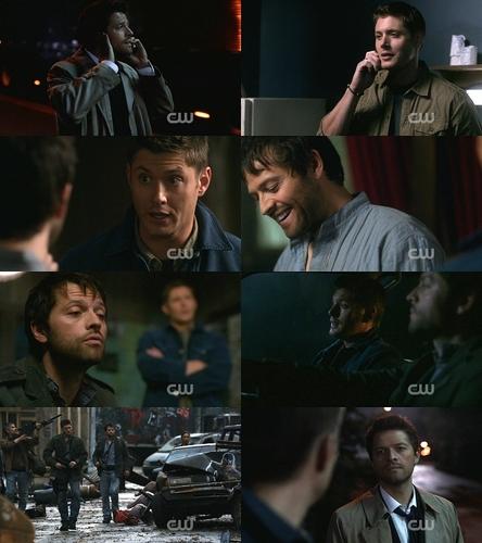 Awesome Dean & Cas picspam