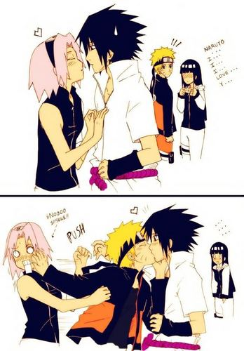 Back off Sakura