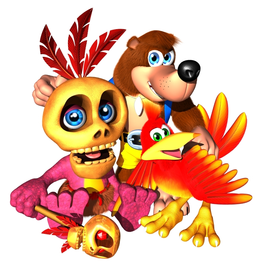 banjo kazooie - photo #35