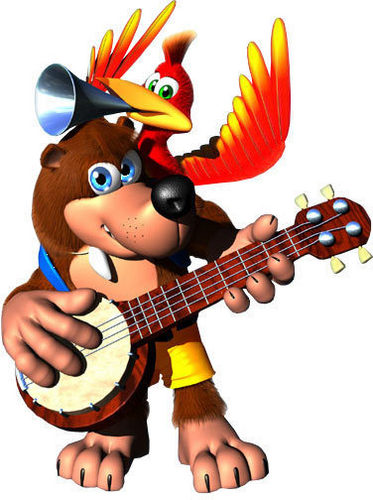 Banjo and Kazooie