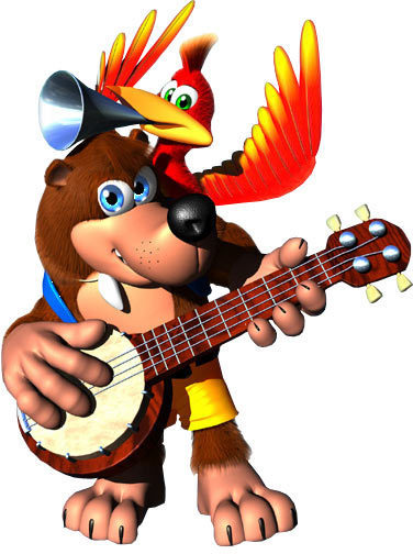 Banjo-Kazooie images Banjo and Kazooie wallpaper and background photos (10573573)