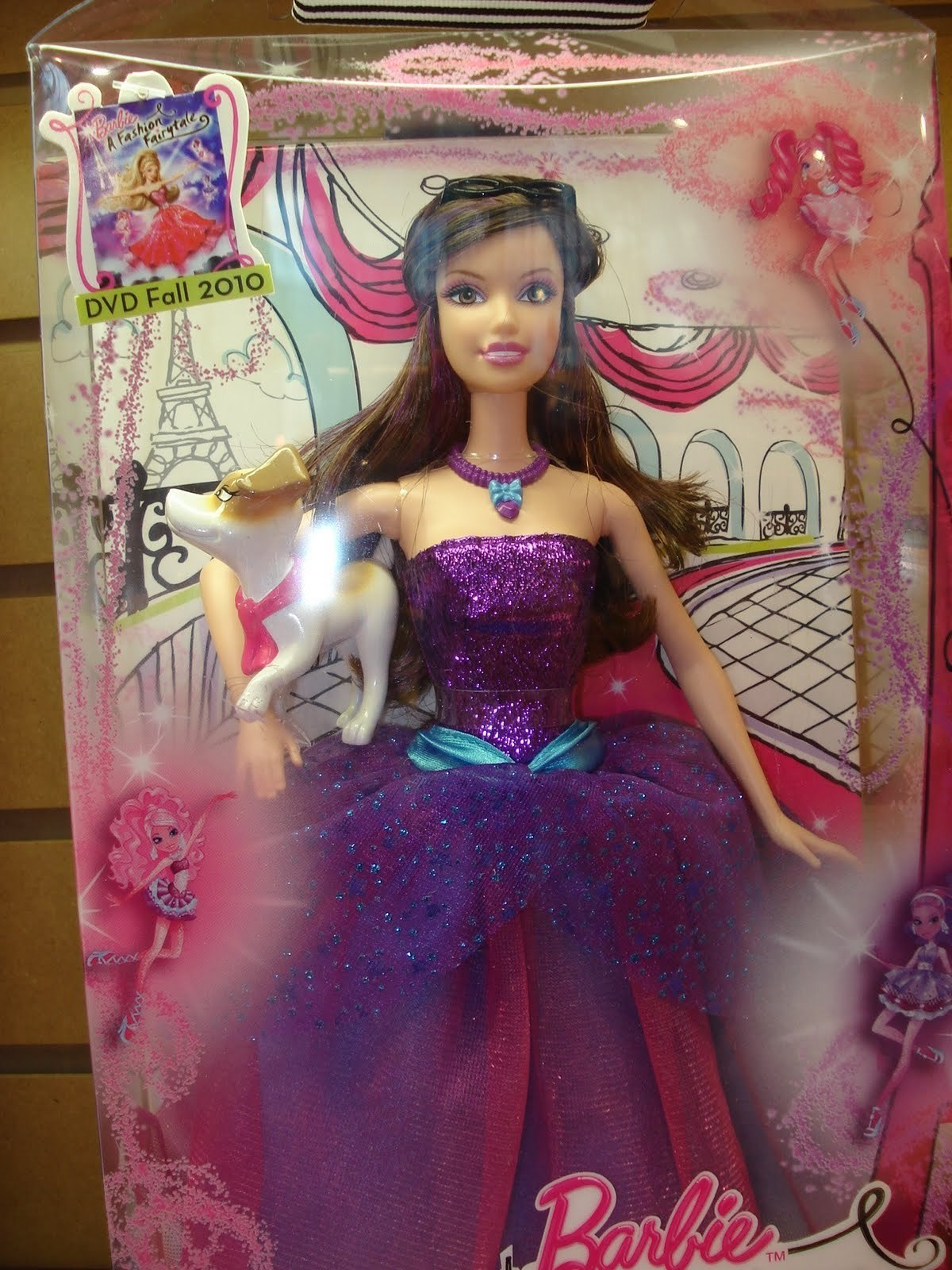 Barbie In A Fasion Fairytale Dolls Barbie Movies Photo 10506571 Fanpop