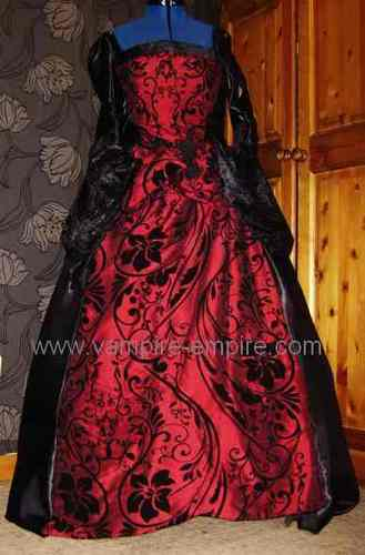 Beautiful Vampire Dress