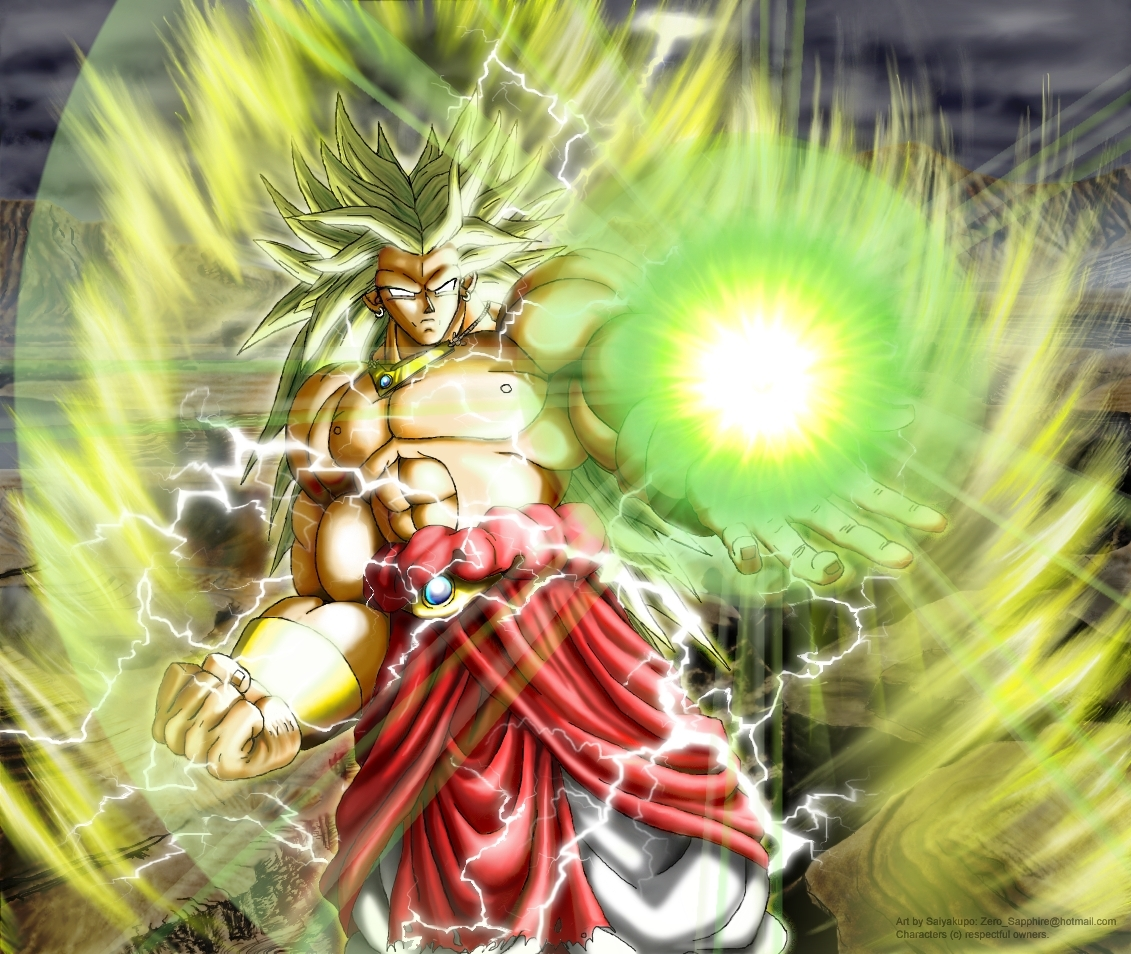 Broly The Legendary Super Saiyan Images HD Wallpaper And Background Photos