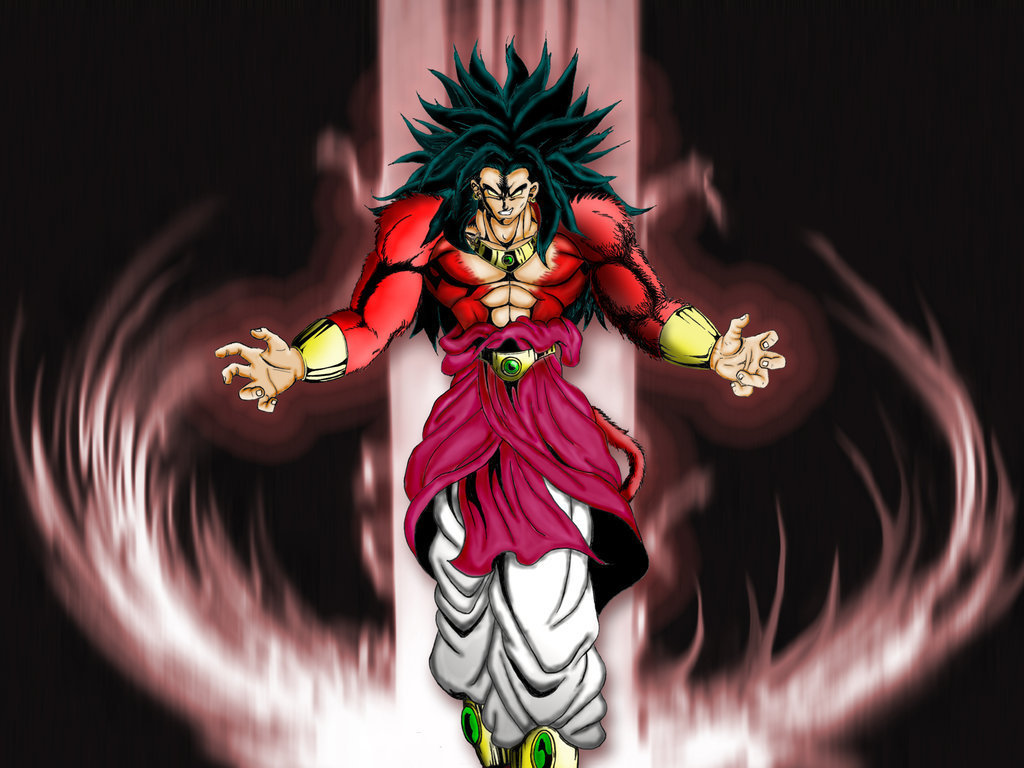 broly the legendary super saiyan images broly hd