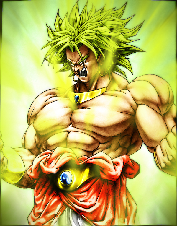 Image Gallery Legendary Broly