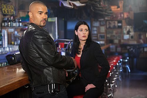 "CRIMINAL MINDS PROMO PICTURE EPISODE ""SOLITARY MAN"""