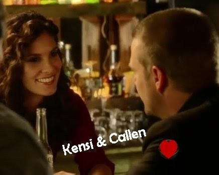 NCIS: Los Angeles achtergrond called Callen & Kensi