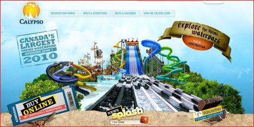 Calypso Theme Waterpark (Ottawa, Canada) - water-parks Photo
