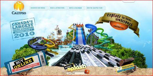 Calypso Theme Waterpark (Ottawa, Canada)