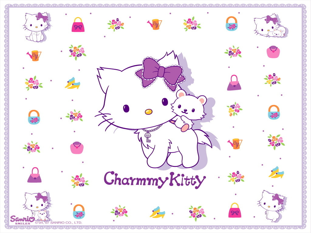 Charmmy Kitty Charmmy wallpaper =D