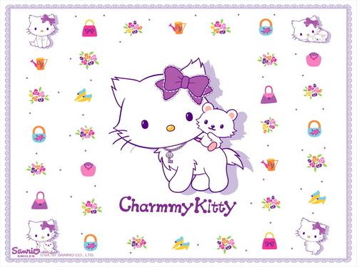 Charmmy kertas dinding =D