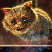 Cheshire Cat 图标 entry