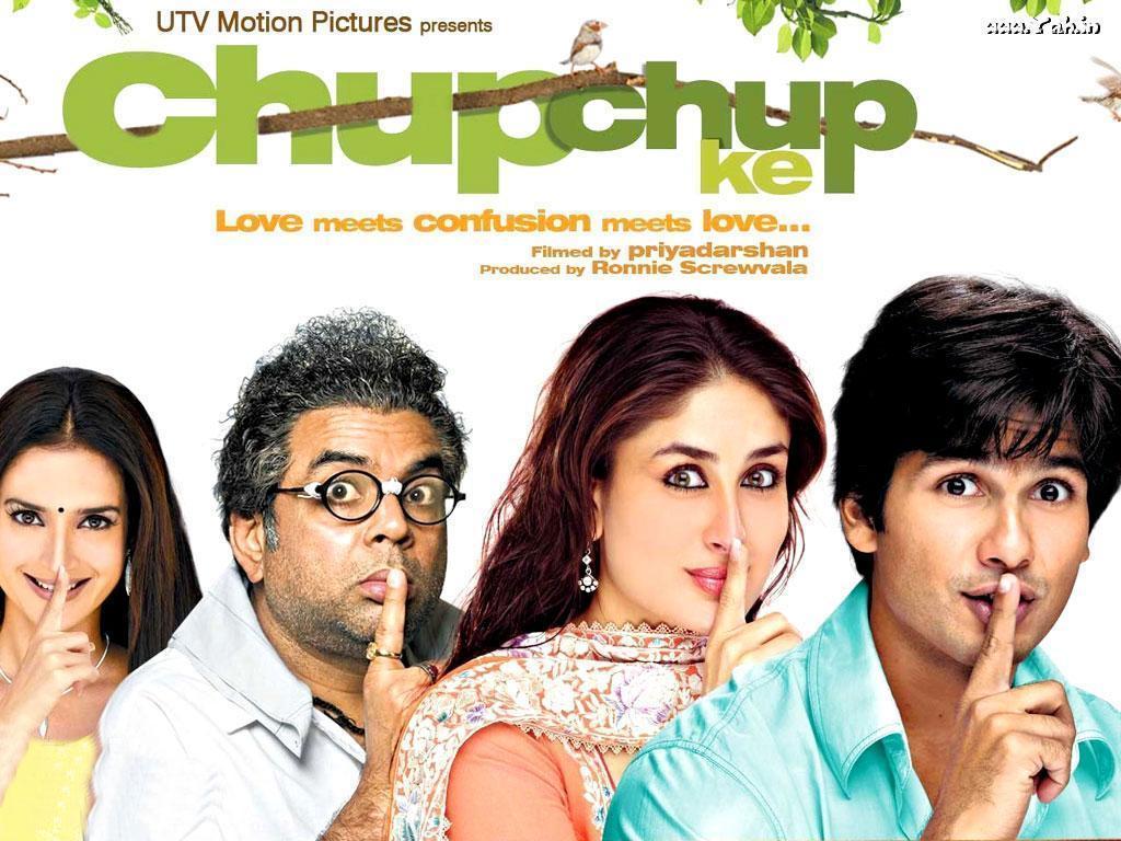Chup Chup Ke - Bollywood Wallpaper (10564483) - Fanpop