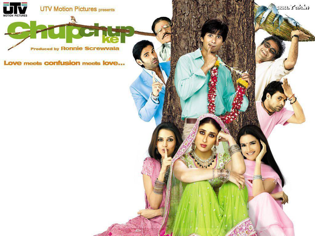 Chup Chup Ke - Bollywood Wallpaper (10564490) - Fanpop