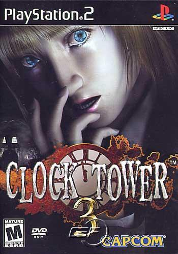 Clock Tower 3 cover