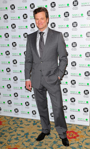 Colin Firth at লন্ডন Critics' বৃত্ত Awards