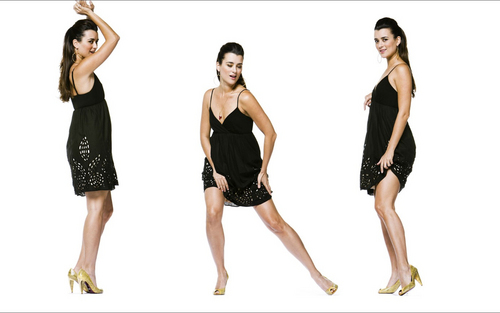"Cote De Pablo ""Buy Hollywood"""