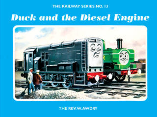 Cover of बत्तख, बतख and the Diesel Engine