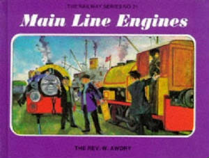 Cover of Main Line Engines