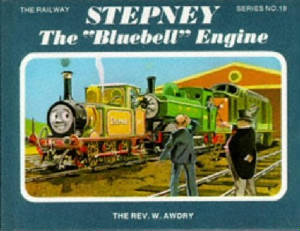 "Cover of Stepney the ""Bluebell"" Engine"