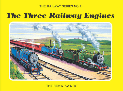 Cover of The Three Railway Engines