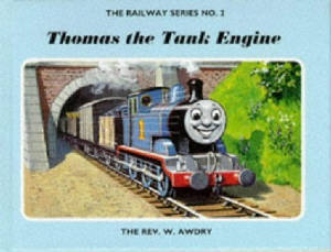 Thomas the Tank Engine original book Rev W Awdry