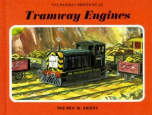 Cover of Tramway Engines