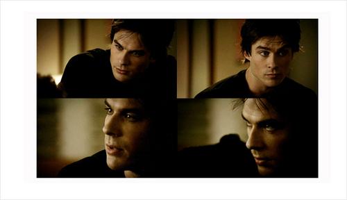 Damon Salvatore wallpaper titled Damon scenes