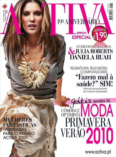 Daniela @ 'Activa' [March 2010]