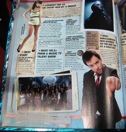 David Cook And American Idol In Guiness Book Of World Records!