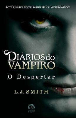 Diários do Vampiro (Brazilian cover)