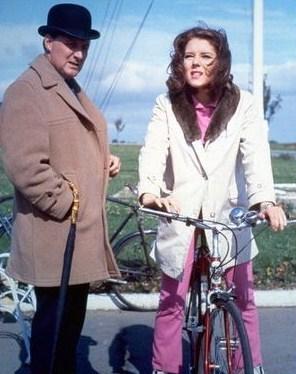 Diana Rigg & Patrick Macnee