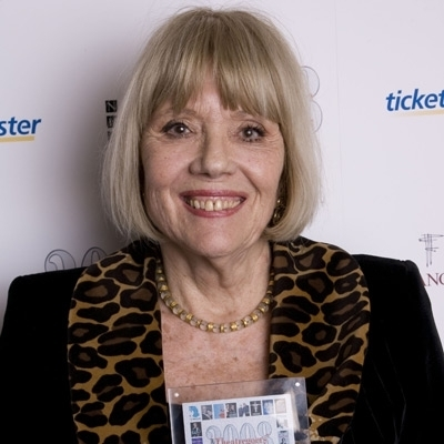 Diana Rigg kertas dinding called Diana Rigg in 2008
