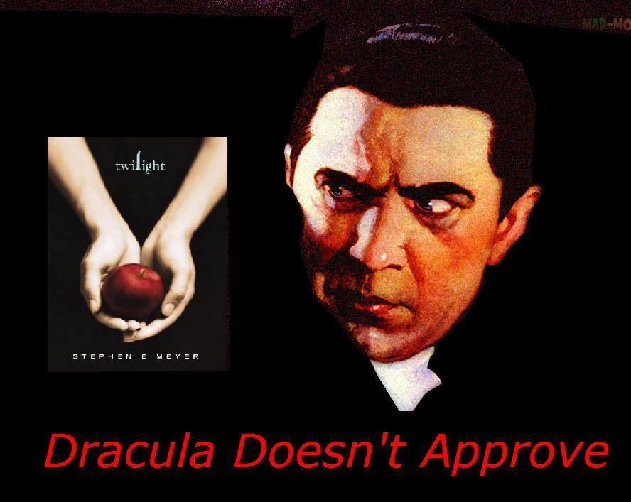Dracula and Twilight