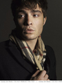 Ed Westwick photoshoot Elle Korea 2010 - chuck-bass photo