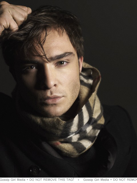 Ed Westwick photoshoot Elle Korea 2010 Chuck Bass Photo 10516969