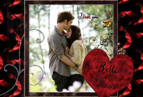 Edward & Bella ~ Eclipse