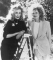 Elizabeth Montgomery and the real edna buchanan - elizabeth-montgomery photo