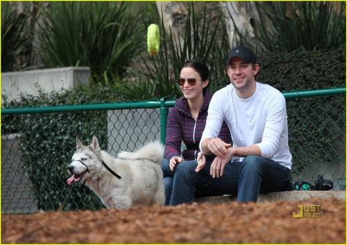 Emily & John