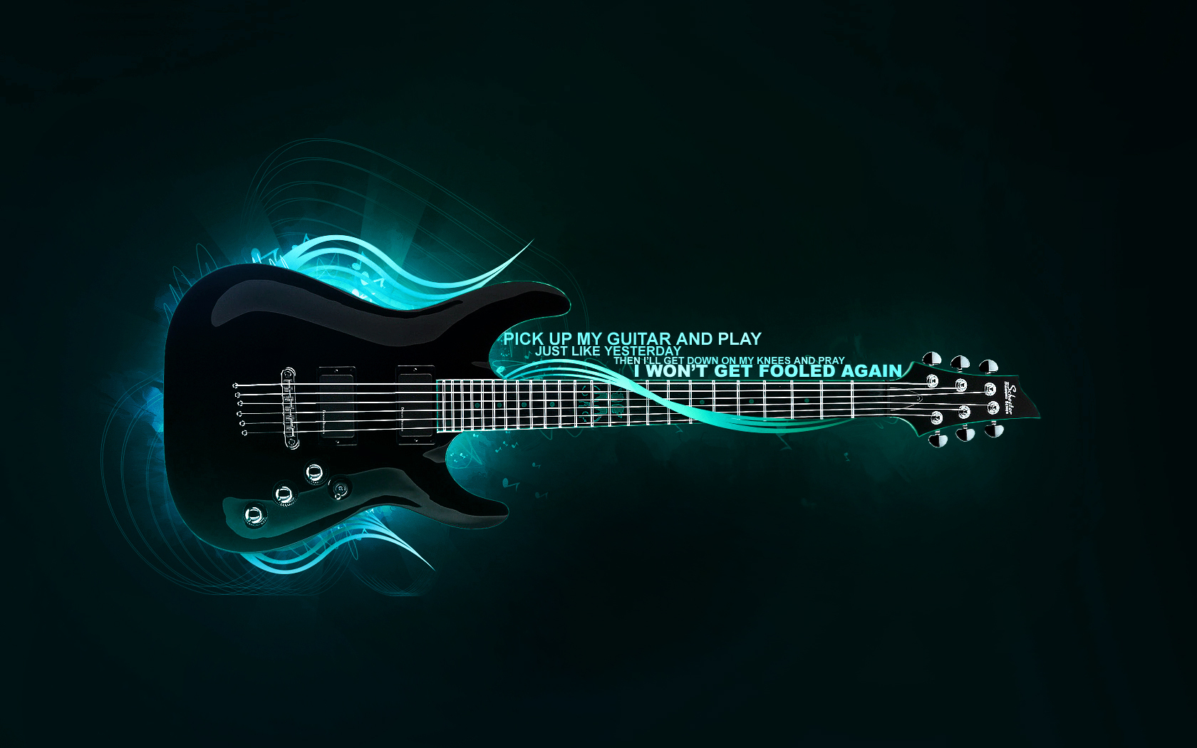 electric guitar wallpapers wallpaper - photo #21