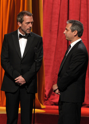 HL & DS at WGA awards 2010 ( HQ )