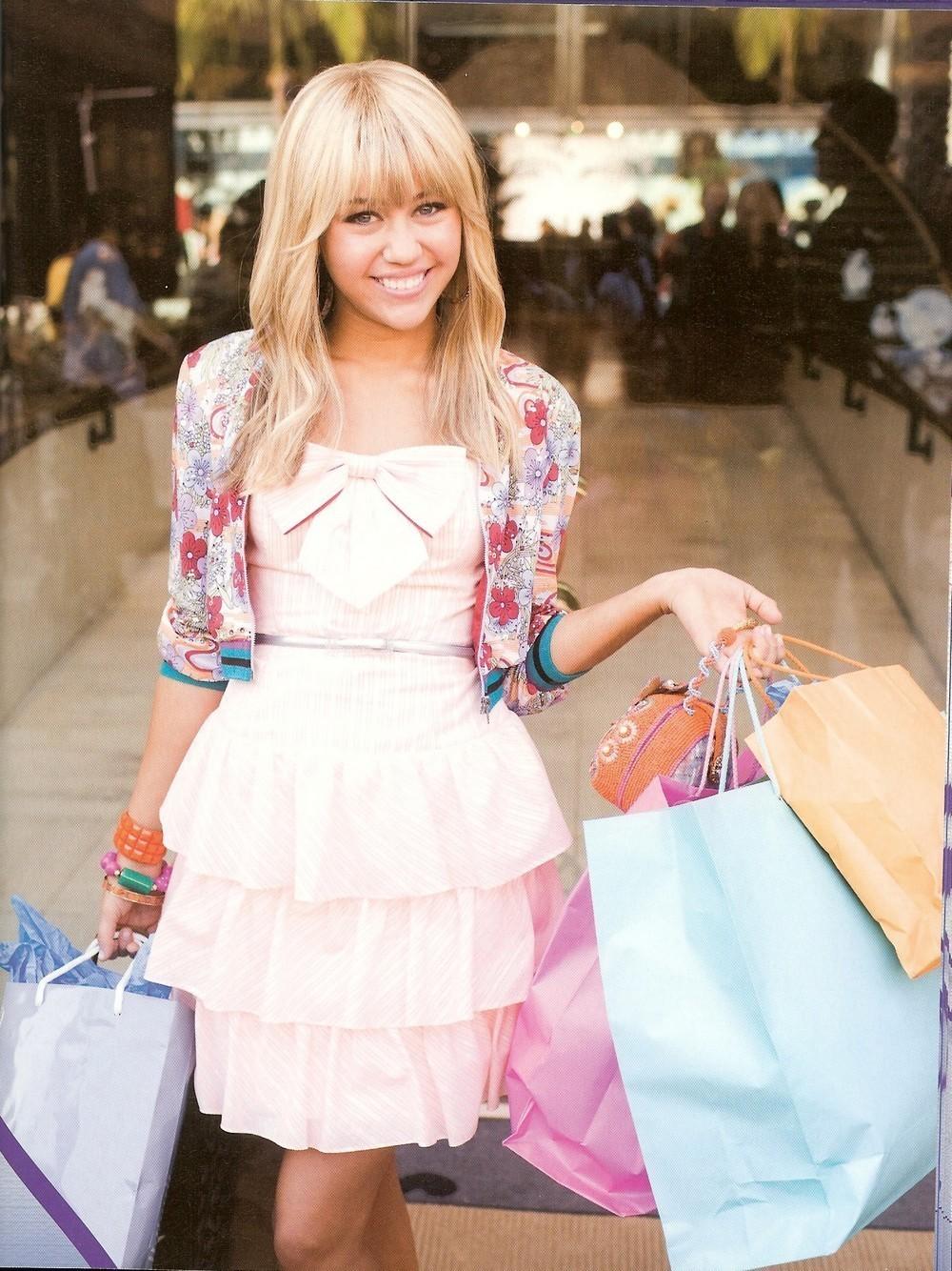 Be A Star Hannah Montana 42