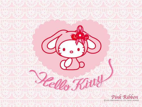 Hello Kitty wolpeyper