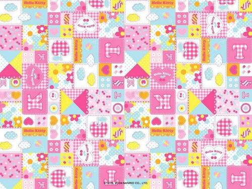 Hello Kitty Wallpaper - hello-kitty Wallpaper