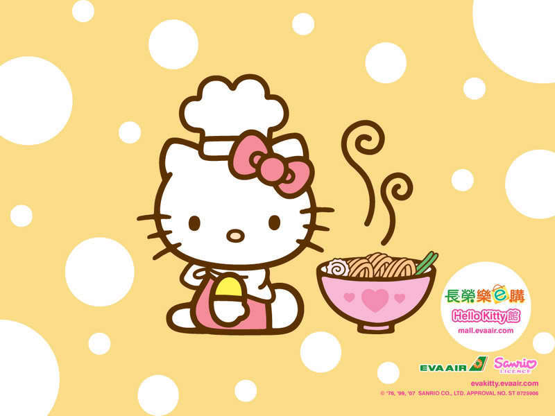 hellokitty wallpaper. Hello Kitty Wallpaper
