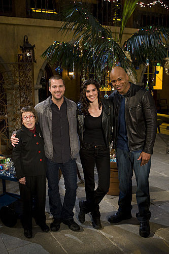 NCIS: Los Angeles Обои entitled Hetty, Callen, Kensi & Sam - 1.10 Brimstone