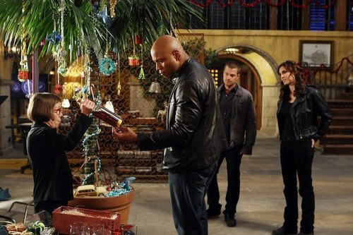 NCIS: Los Angeles fond d'écran entitled Hetty, Sam, Callen & Kensi - 1.10 Brimstone
