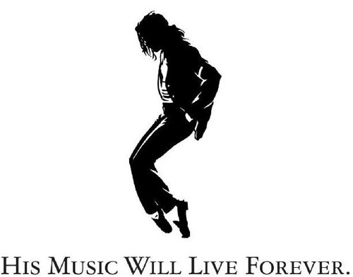 His music will live forever
