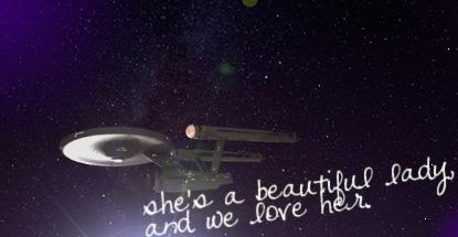 I 사랑 this ship